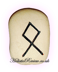 The Rune Othila is about Seperation and the theme of Property, or Inherited Possessions.